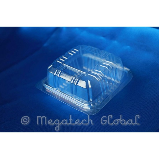 APET Clear Browine Tray (BX-110)