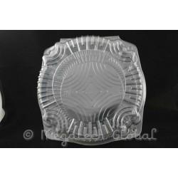 "Clear Cake Dome (9""Ø x 4""H) - (BX-173)"