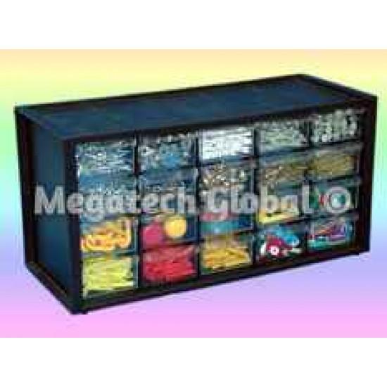 20-Drawer Parts Cabinet (M-20D)