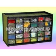 30-Drawer Parts Cabinet (M-30D)
