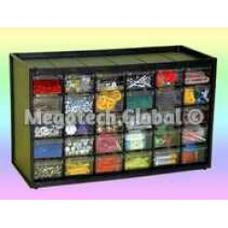 30-Drawer Parts Cabinet (M-30D)