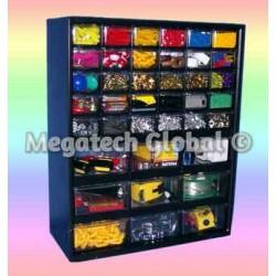 39-Drawer Parts Cabinet (M-39D)