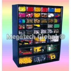 39-Drawer Parts Cabinet (M-39D)