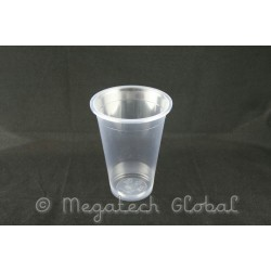 PP Plain Cup - 16oz