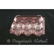 APET Clear Egg Tray - 6pcs