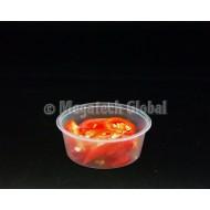 Sauce Container w/Lid - P2 (3oz)