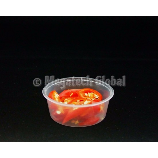 Sauce Container w/Lid - P2 (3oz)