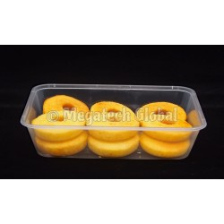 Food Container - 500ml (RECT)