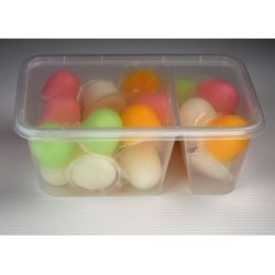 2-Compartment Lunch Box - 750ml (RECT)