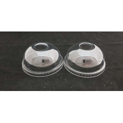 PET Dome Lid for PET Cups