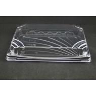 Sushi Tray w/Clear Dome Lid (ST-6)
