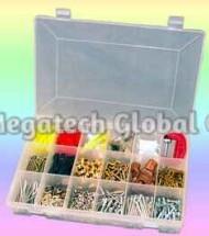 Plastic Mulit-Compartment Boxes