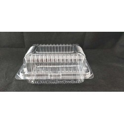OPS Clear Fruit Cake Box (OPS-C13)*