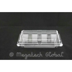 OPS Clear Shawarma Tray (OPS-153N)