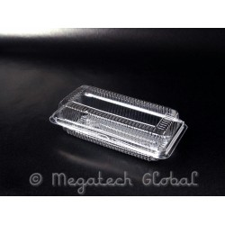OPS Clear Shawarma Tray (OPS-163)