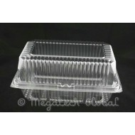 OPS Clear 5-6 Croissant Box (OPS-C48)