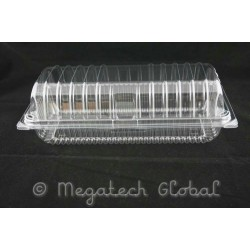 OPS Clear 4-Donuts Tray (OPS-H77L)