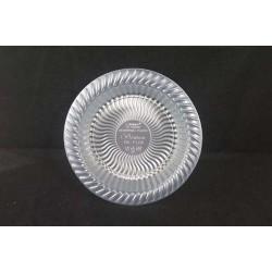 PP Degradable Round Plate (BX-PL06)