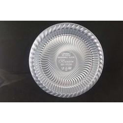 PP Degradable Round Plate (BX-PL09)