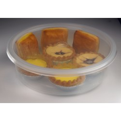 Food Bowl w/Lid - 2500ml