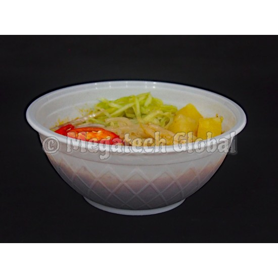 Food Bowl w/Lid - 1050ml