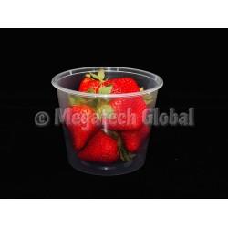 Food Bowl w/Lid - 25oz