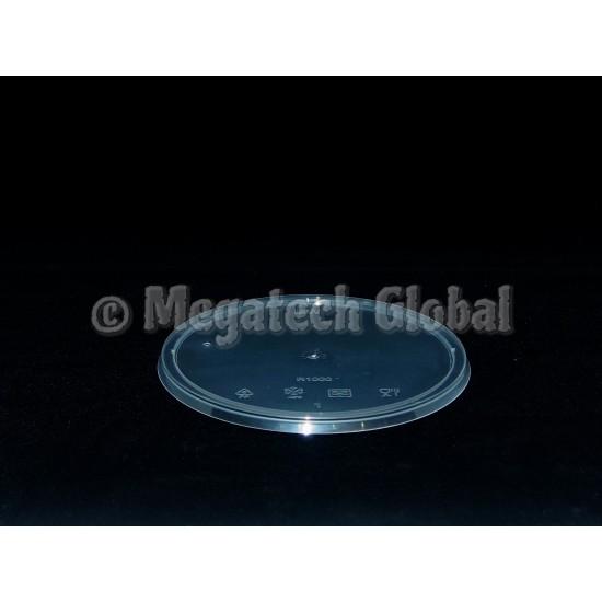 Food Bowl w/Lid - 1000ml