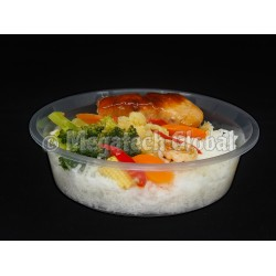 Food Bowl w/Lid - 1100ml