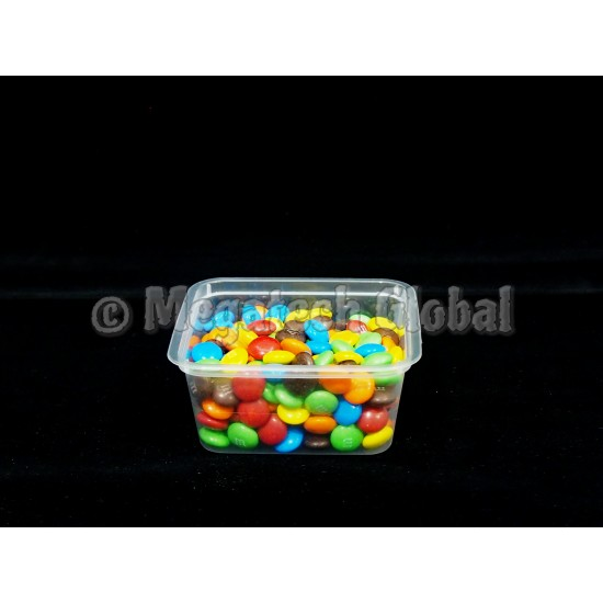 Square Container - 250ml