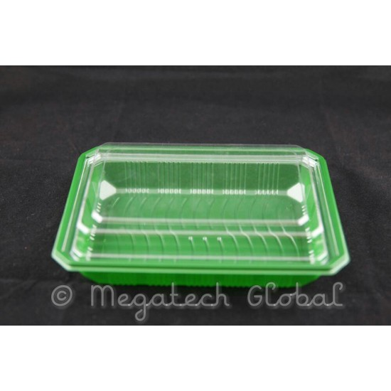 Sushi Tray w/Clear Dome Lid (BX-181)