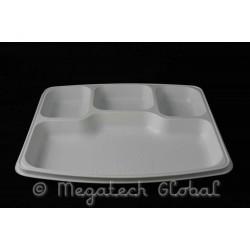 PP White Food Platter (BX-269)