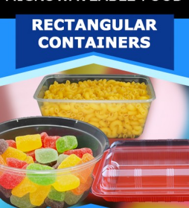 Special offer for bulk sales for all Rectangular Food Containers S-Series